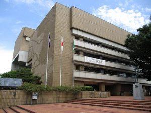八王子市役所本庁舎
